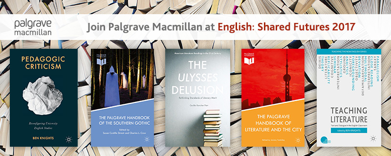 Five books published by Palgrave