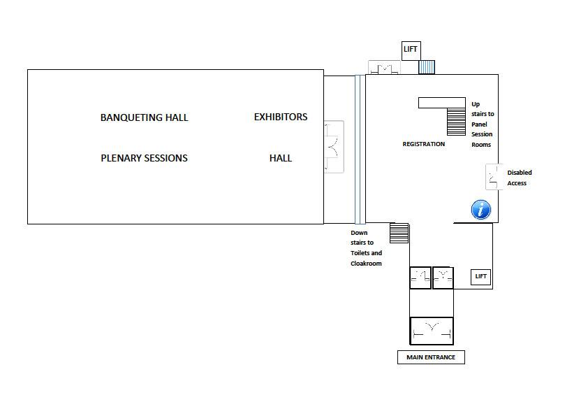Civic Centre Ground Floor Plan