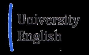 Logo of University English