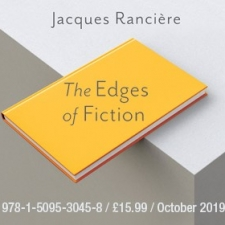 Polity publisher advert: The Edges of Fiction